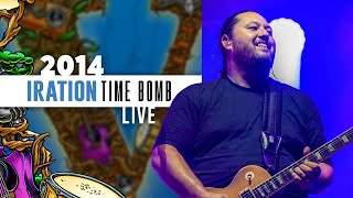 Gambar cover Iration - Time Bomb (Live) - 2014 California Roots