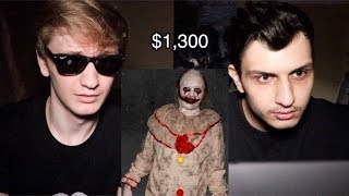We Bought Another CLOWN off the Dark Web!