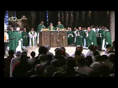 Messe pour la communauté des Antilles et de la Guyane