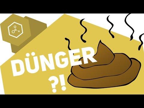 Dünger - Was ist das?