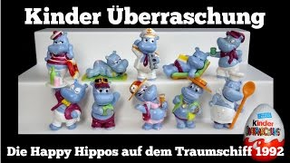 Happy Hippos auf dem Traumshiff
