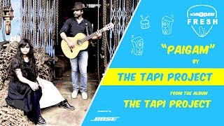 Paigam - The Tapi Project| Latest Music Release| S - songdew