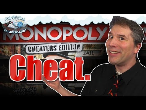 Monopoly Cheater's Edition - Has Monopoly gone too far?