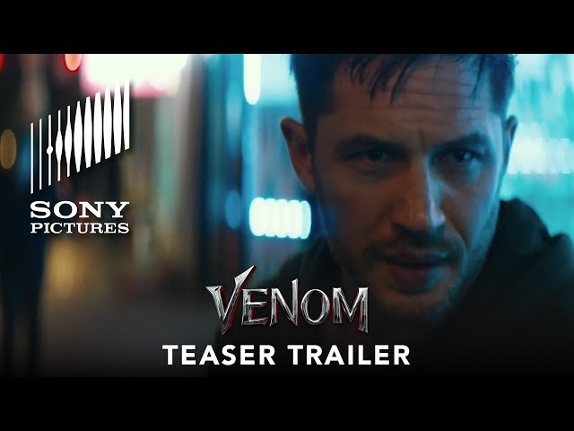 Venom official teaser trailer
