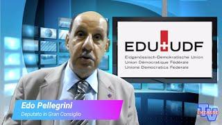 """'""""Il momento politico"""" 26 giugno 2020: con Edo Pellegrini (EDU-UDF)' episoode image"""