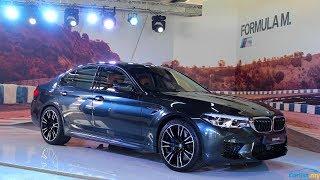 F90 BMW M5 - Highlights