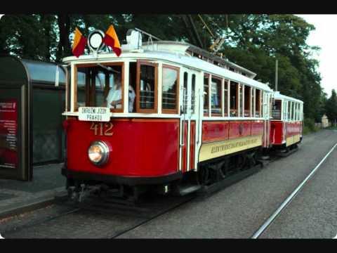 Jana Petrů - Píseň o tramvaji