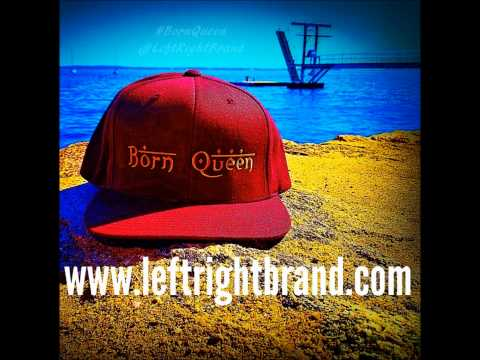 Born King & Born Queen Snapbacks & Beanies @ www.Leftrightbrand.com