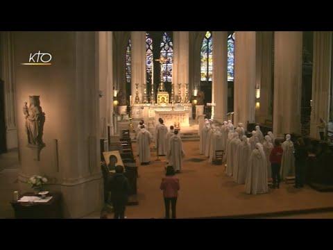 Vêpres et messe à St-Gervais du 17 mai 2019