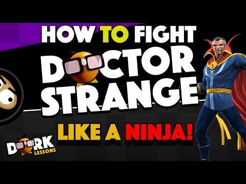 Dr  Strange - Champion details