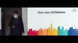 Dana Skupinová, Marek Šutý, Peter Justh – Ako sme otvárali dáta v meste Kežmarok: Dáta atechnické riešenie
