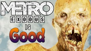 How Metro Exodus Exceeded My Expectations (Spoiler Free Review)