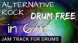 Drumless Backing Track Alt-Rock (90 BPM)