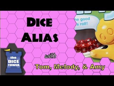 Dice Tower Reviews: Dice Alias