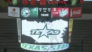 Wild vs. Stars | Apr. 3, 2021