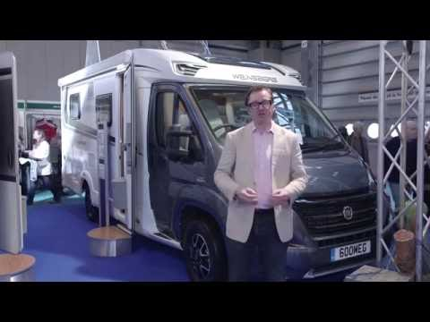 Practical Motorhome's Weinsberg CaraCompact 600 MEG video review