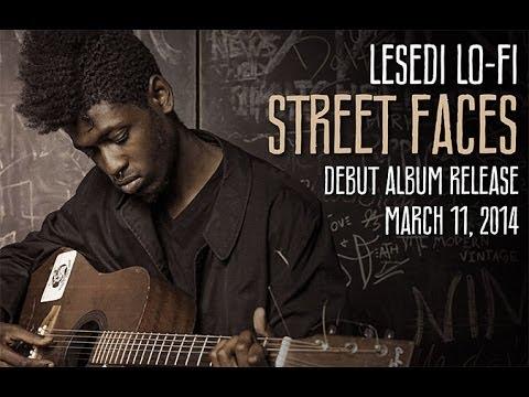 Lesedi Lo-Fi - Street Faces