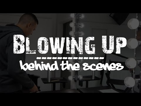 Blowing Up – Behind-the-Scenes (BTS) | Cipher