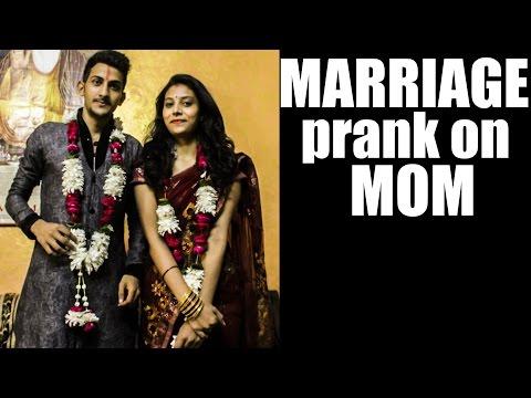 MOM I GOT MARRIED | MARRIAGE PRANK ON MOM | AVRprankTV letöltés