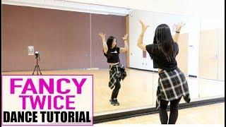 """TWICE """"FANCY"""" Lisa Rhee Dance Tutorial"""