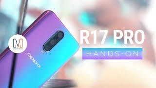 OPPO RX17 Pro Hands-On