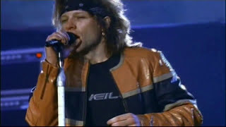 Bon Jovi - Lay Your Hands On Me ( Live, London )