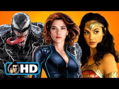 BEST UPCOMING SUPERHERO Movies (2020) Trailer