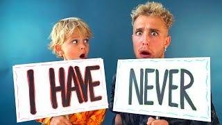 NEVER HAVE I EVER vs. TYDUS (Jake Paul)