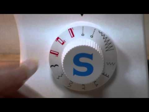 Оглядове відео про SINGER Fashion Mate 2290