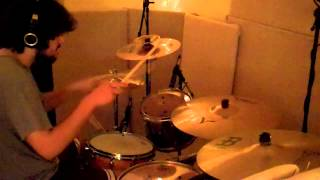 The Fall of Troy - Mouths Like Sidewinder Missiles (Drum Cover)