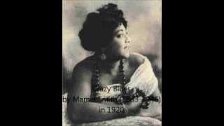 Crazy Blues – Mamie Smith (1920)