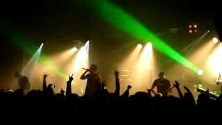 Parkway Drive - Romance Is Dead (Rock City 15/12/2014)