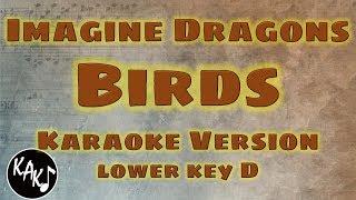 believer karaoke lower key - TH-Clip