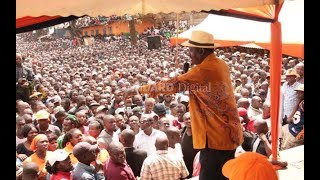 Does peaceful ODM nominations in Kibra indicate a sign of political maturity? | PRESS REVIEW