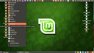 Safely remove external usb devices on Linux Mint 17 and Ubuntu 14.04
