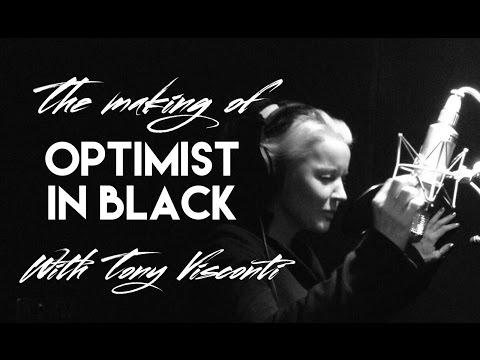 Optimist In Black with Tony Visconti
