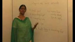 English Grammar - Adjective & Adverb