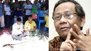 Tanggapan Mahfud MD terkait Makam yang Dipindahkan karena Beda Pilihan Politik