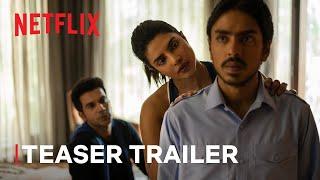 The White Tiger | Hindi Teaser | Priyanka Chopra Jonas, Rajkummar Rao, Adarsh Gourav