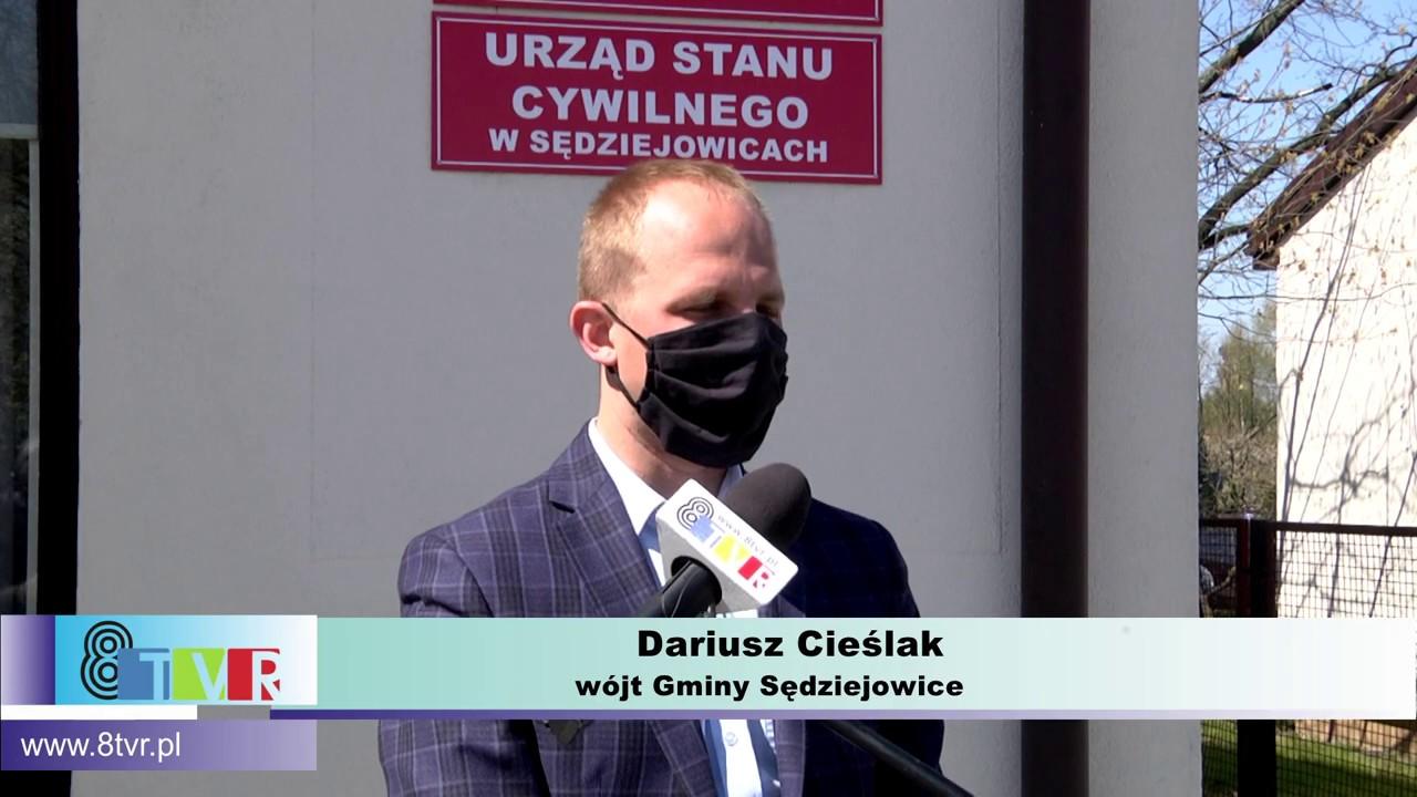 Wybory uzupełniające do Rady Gminy Sędziejowice