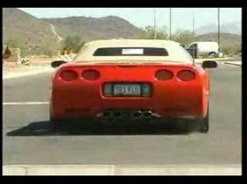 Chevy C5 Corvette 97-04 Route 66 Exhaust Drive Off – Billy Boat Exhaust