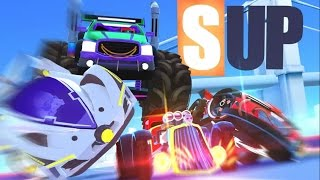 SUP MULTIPLAYER RACING : ИГРА НА АНДРОИД