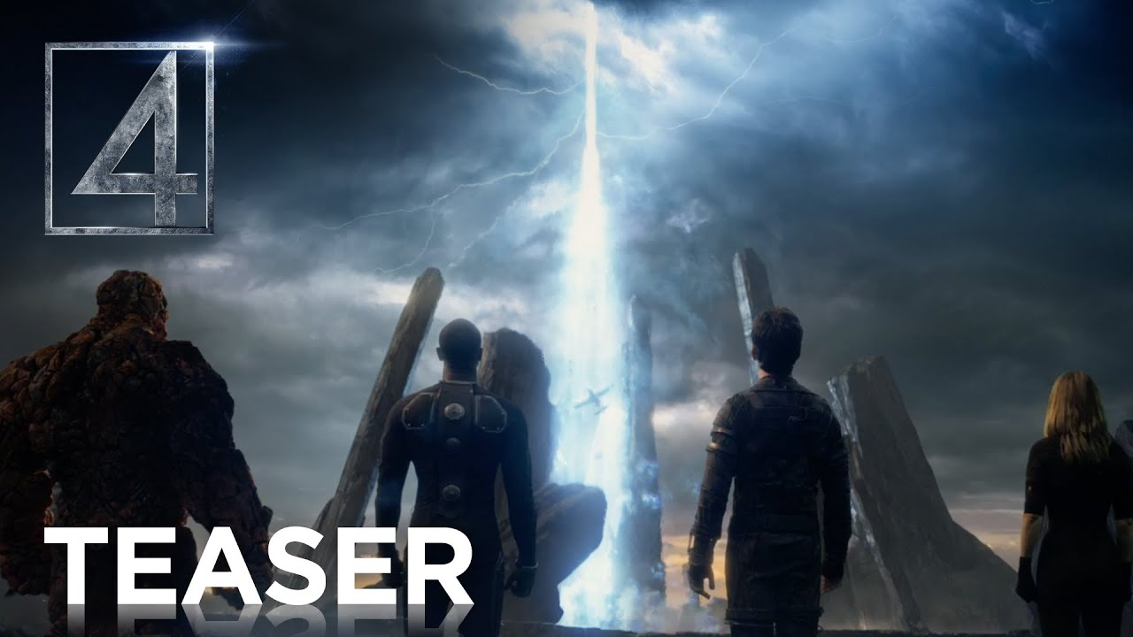 Movie Trailer:  The Fantastic Four (2015)