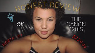 VIDEO TEST ON CANON SX420IS (INCLUDES REVIEW, PICTURE TESTING AND MORE)