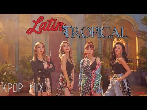 Bicho Malo | Latin-pop & Tropical Kpop Playlist