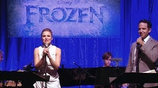 The Music of Frozen | Live Performance | Disney Playlist