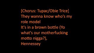 2Pac - Hennessy ft. Obie Trice