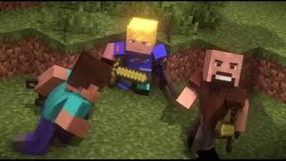 Ampyx - Rise (Minecraft Survival Games Animation)