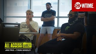 ALL ACCESS DAILY: Paul vs. Woodley   Part 4   SHOWTIME PPV
