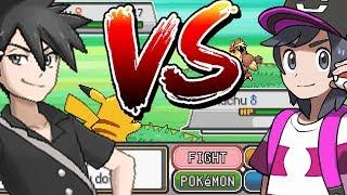 POKEMON RANDOM BATTLES 1V1 AGAINST BLADE!! Pokemon Showdown!